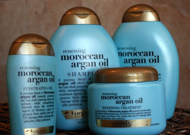 1. Morrocan Oil. I just started using non-sulfate products on my hair and I am in love! My hair glows with Morroccan oil on it. All it takes is a little of the actual oil to notice a big shine. This line is the cheapest I can find so far and you should be able to find it at CVS, Target, etc.