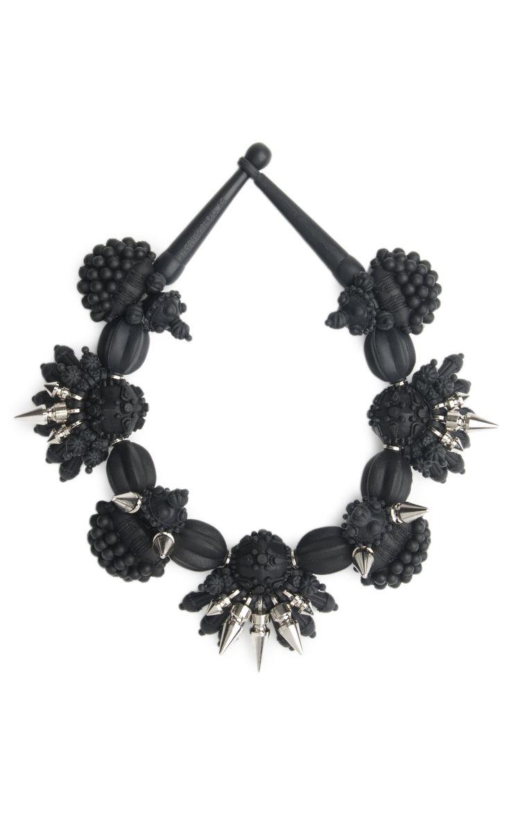 discover Ek Thongprasert Jewelry _ this is cerberus necklace via @ModaOperandi