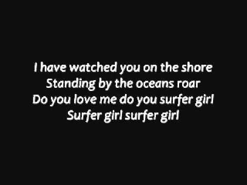 (4) The Beach Boys-Surfer Girl - YouTube