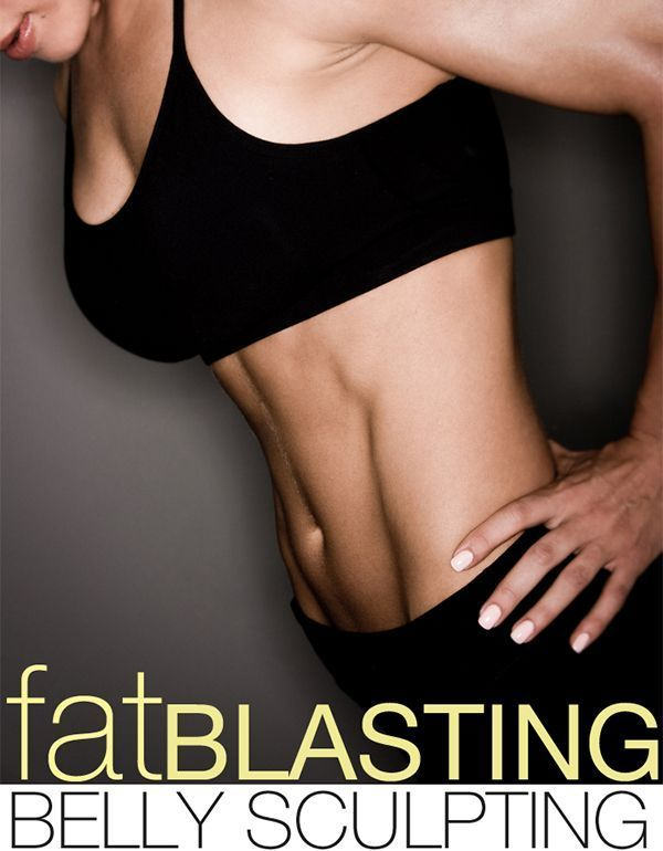Fat Blasting Belly Sculpting Workout--only takes 4 minutes of your day!  #fatblaster #workout #loseweight