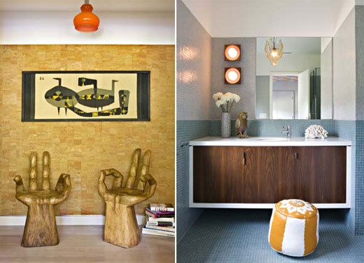 50 Best Bathrooms Renovated New Inspired By Mid Century Modern Images On Pinterest Design