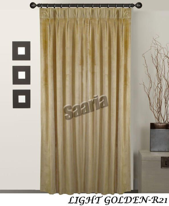 Beautiful Home Decor With Saaria S Velvet Pleated Curtains Pleated Curtains Curtains Home Decor