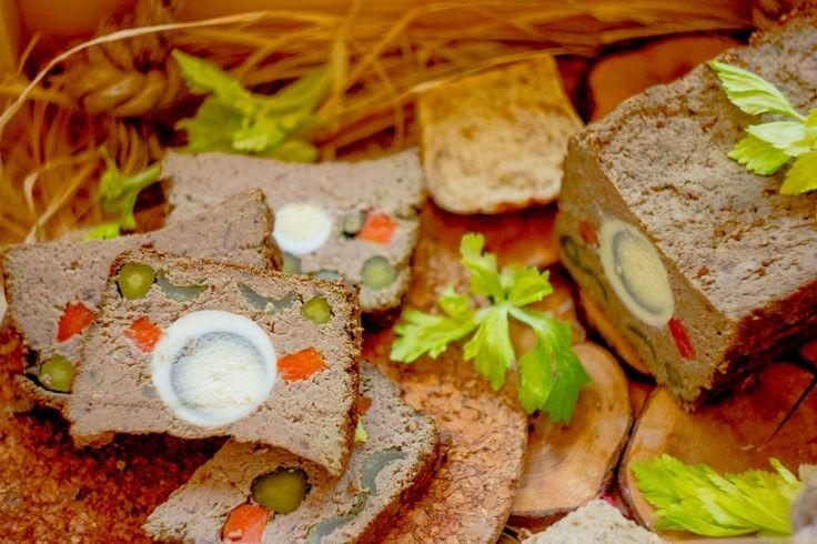 Митлоф (мясной хлеб) -  meatloaf