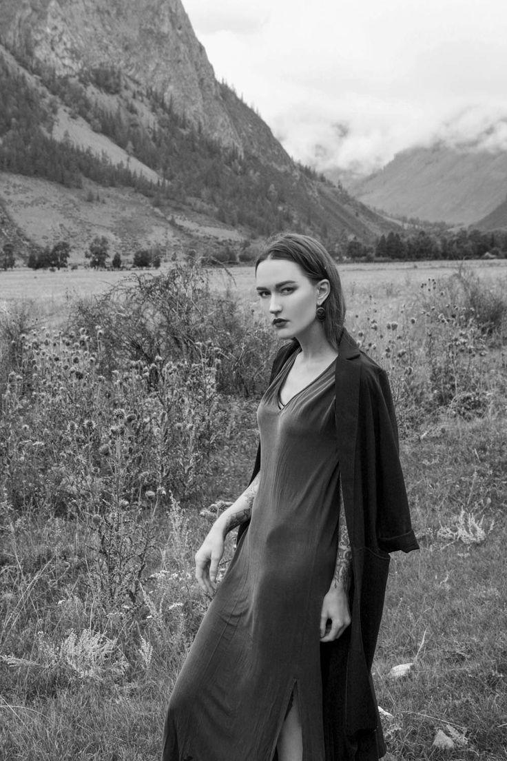 Golden Mountain by Mariya Tatarnikova | The Forest Magazine