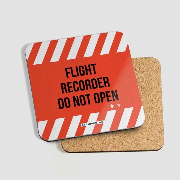 Flight Recorder - Coaster