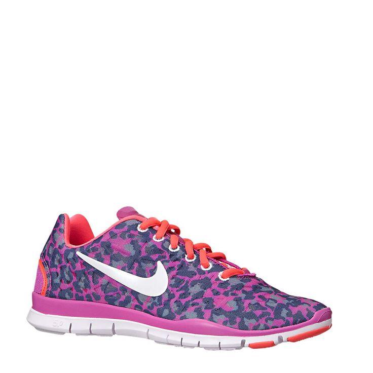 Nike fitness schoenen WMNS Free Tr Fit 3 Prt? Bestel nu bij wehkamp.nl
