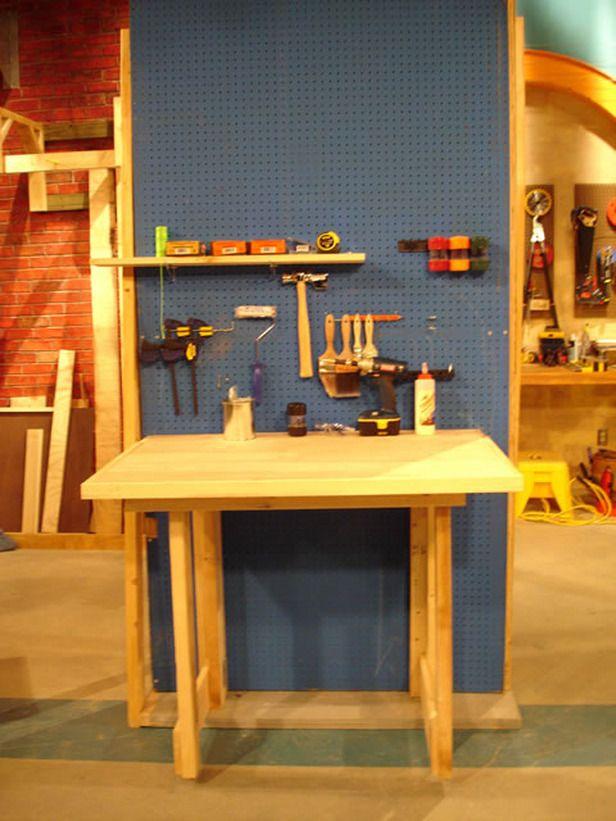 Best Garage Workbench Ideas On Pinterest Workbench Ideas