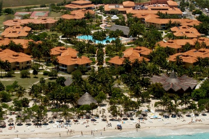 One of our well travelled to resorts!!  Hotel Arenas Doradas, Varadero Beach, Cuba