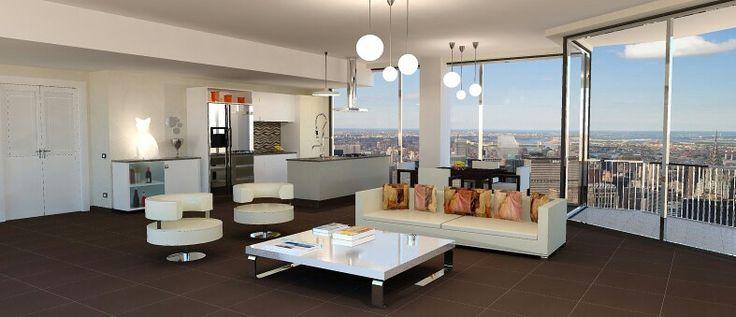 Progettazione #3D  #design #minimal #designer #casa #home #style #archidaily #architecture #architettura