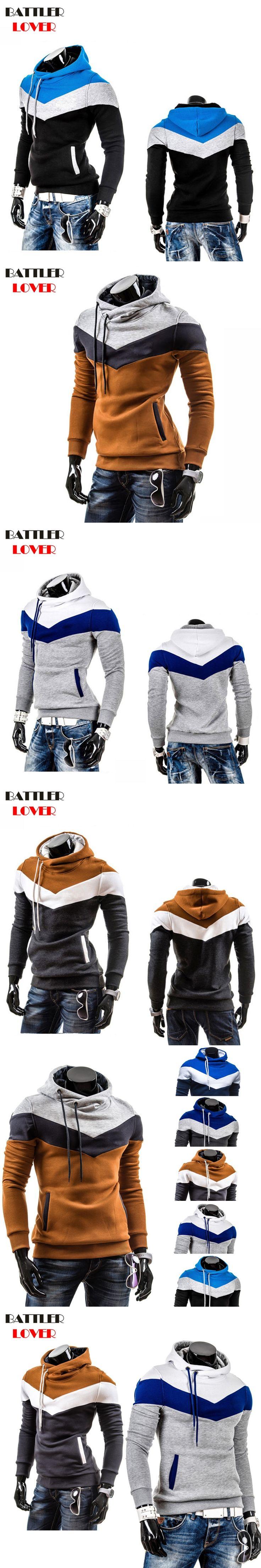 Luxury Designer Hoodies Mens Sweatshirts Slim Fit Hooded Jacket Pullover Sportswear Mans Autumn Sweatshirt Males Tracksuit Tops