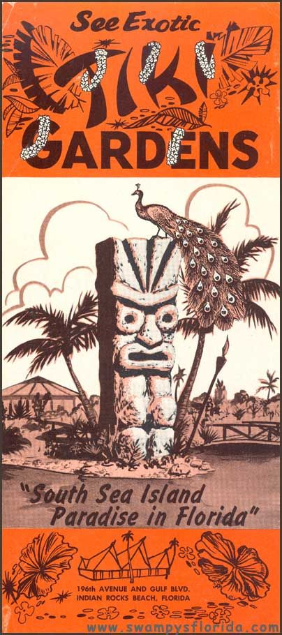 Tiki Gardens.... I uses to love going here as a child