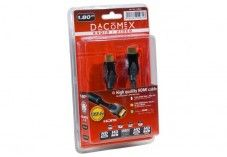 Dacomex hdmi highspeed with ethernet hq 1,80m