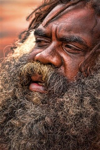 """This man is a native of Australia, though unfortunately I never caught his name"" by Kris Bell"