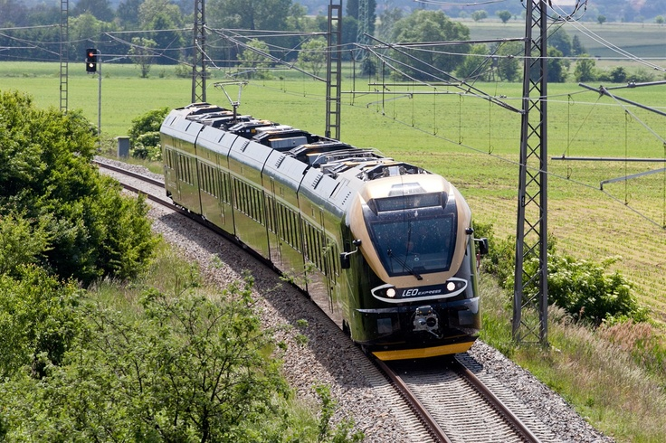 Stadler Flirt by Leo Express officially introduced today!