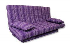 Прямой диван Sofyno Ньюс Дизайн 3 200 см Фиолетовый