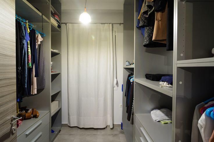 Aνακαίνιση σπιτιού με δωμάτιο-ντουλάπα