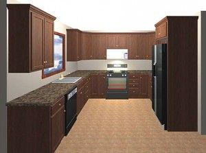 Small U Shaped Kitchen Layouts Choose Best U Shaped Kitchen Layout
