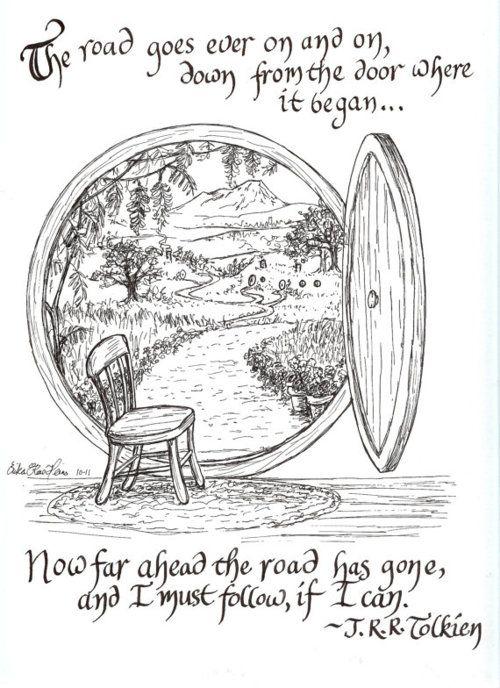 J. R. R. Tolkien   <3