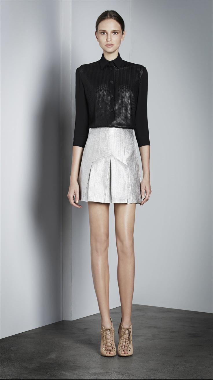 Shirt: Elena  Skirt: Kezia