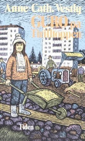 """""""Guro på Tirilltoppen"""" av Anne-Cath. Vestly"""