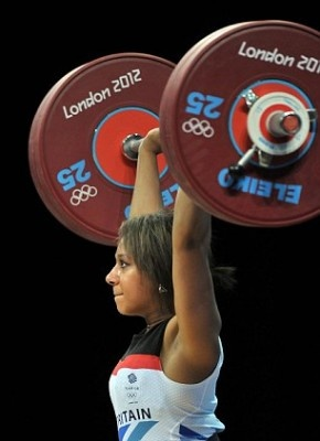 """Olympic weightlifter responds to sexist tweets: """"We don't lift weights in order to look hot, especially for the likes of men like that. What makes them think that we even WANT them to find us attractive? If you do, thanks very much, we're flattered. But if you don't, why do you really need to voice this opinion in the first place, and what makes you think we actually give a toss that you, personally, do not find us attractive?"""""""