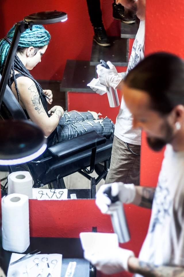 #tattoo #lamagra #lamagratattoo #salon #parlour