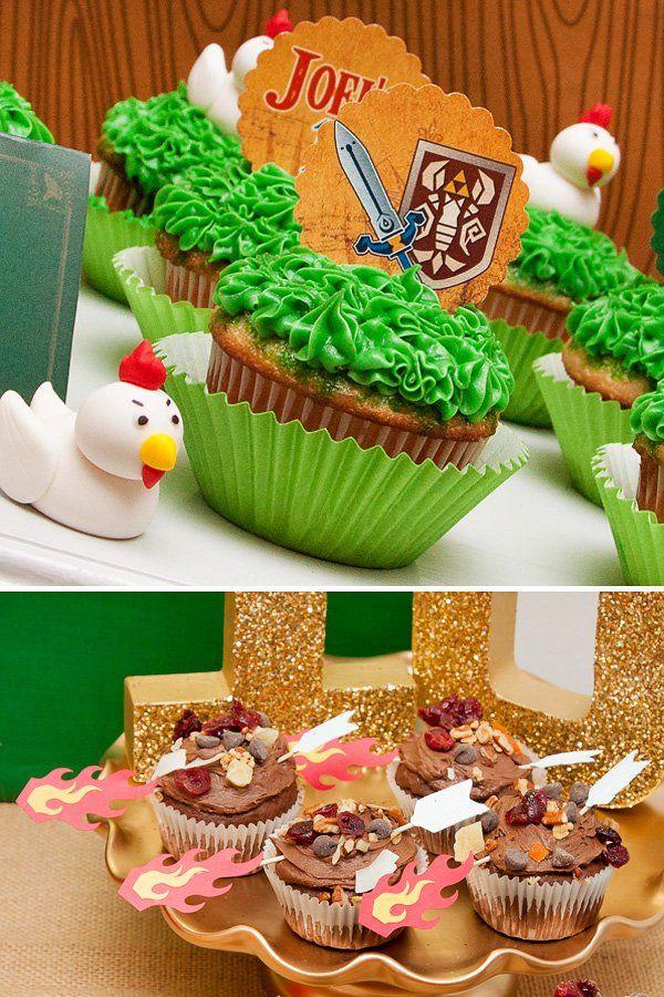 55 best images about zelda birthday ideas on pinterest for Cuisine zelda