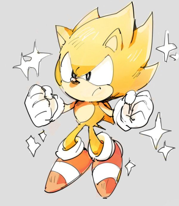 14 best images about super sonic on Pinterest