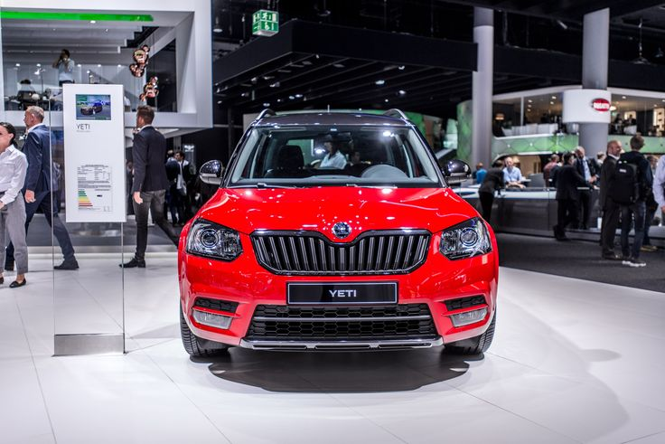 The ŠKODA Yeti Monte Carlo's nature will perfectly suit those with an adventurous spirit.  Especially if your idea of an exciting weekend includes some outdoor fun. Whatever you choose, wherever you decide to go, the ride with the Yeti Monte Carlo will be remarkable #SKODAIAA #SKODA #YETI