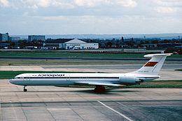 1982 ♦ July 6 – Aeroflot Flight 411, an Ilyushin Il-62, crashes after takeoff from Sheremetyevo International Airport; all 90 on board are killed.