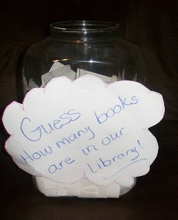 National Library Week is April 14-20, 2013. Check out this fun blog post for an idea to do with the whole school OR just in your classroom! Great way to build excitement about reading for the end of the year!