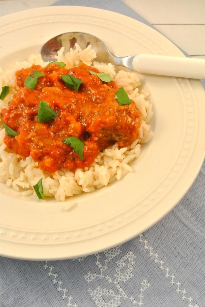 Lekker en Snel: Griekse keftedes met rijst