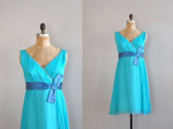 1960s La Mille Isole dress