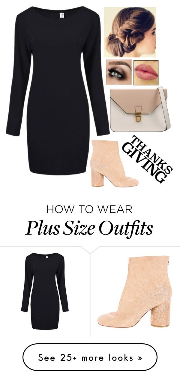 """Happy Thanksgiving '15"" by coronado-2-do on Polyvore featuring Maison Margiela, 8 and NYX"