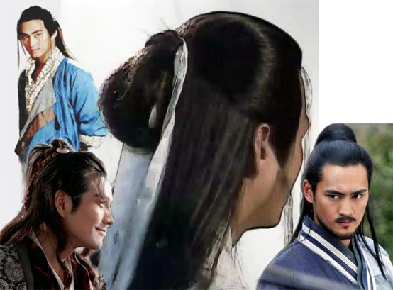 Chinese Hairstyles Of Ancient Times Men S Top Knot