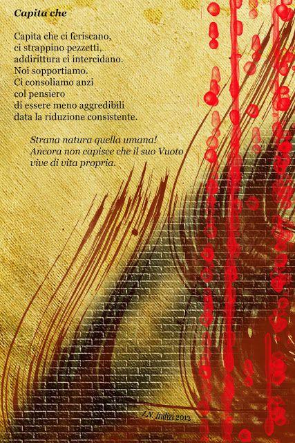 Irene Navarra / Visioni: Poesia / Irene Navarra - Dentro (Capita che).
