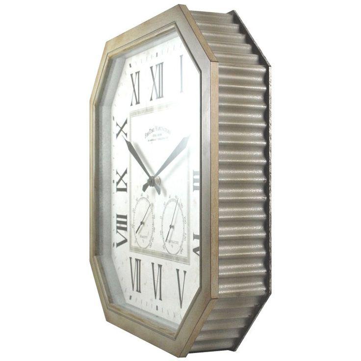 FirsTime Rural Outdoor Clock - 99668