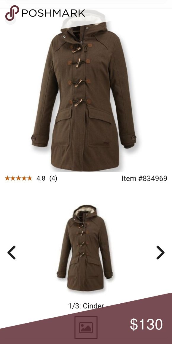 Merrell haven parka jacket women's Like new condition. Purchased from REI. Worn twice. Size medium. I think fits true to size. Gorgeous coat/jacket. Will upload pictures of actual jacket tomorrow. If interested make an offer! I'll never decline Merrell Jackets & Coats
