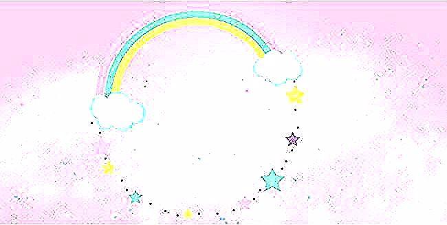 جديد وردي غيوم تقويم مكتب الأطفال قالب خلفية ملصق قوس قزح إطار صور طفل قالب خلفية قالب ملصق خلفية ملصق الطازجة الوردي قوس Pincode Art