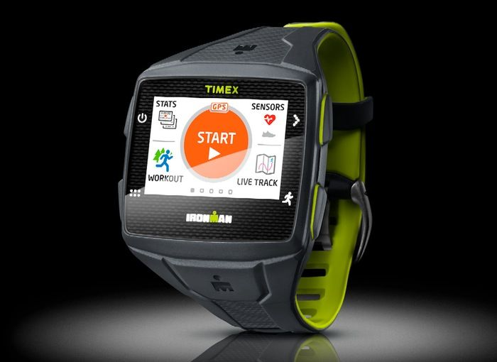 Timex Ironman One GPS+ Smartwatch - Timex has unveiled a new addition to  their range of. Smart WatchTech ...