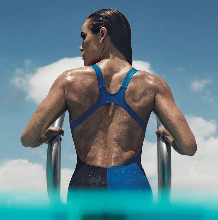 Olympic Swimmer Natalie Coughlin