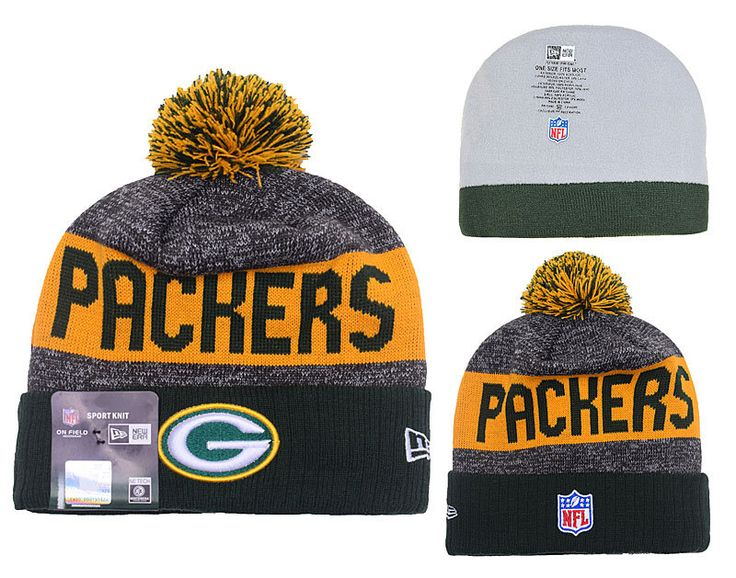 NFL Green Bay Packers New Era Beanies Sports Knitted Caps Hats
