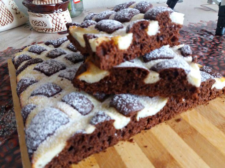 Пирог Стеганое Одеяло Простой и Очень Вкусный пирог