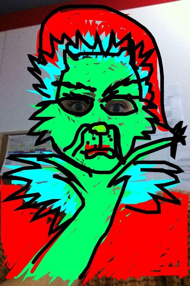 creative snapchat art
