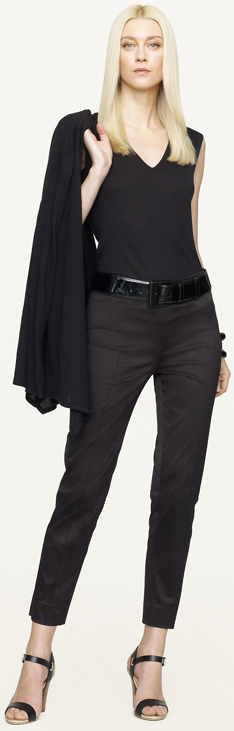 Black Label Ralph Lauren Cruise 2013
