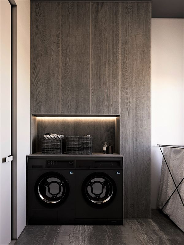 Greige House Dezign Ark Beta In 2020 Lavatory Design Laundry Design Laundry Room Inspiration