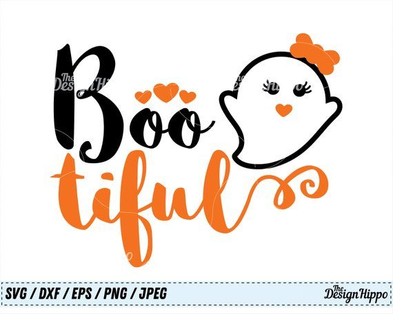 Bootiful Svg Boo Tiful Svg Halloween Svg Boo Svg Bow Svg Etsy In 2020 Cricut Halloween Halloween Design Cricut Monogram