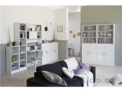 Nábytek do obývacího pokoje, kanceláře Sophia