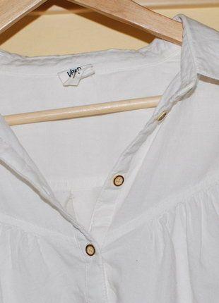 Kupuj mé předměty na #vinted http://www.vinted.cz/damske-obleceni/kosile/15743821-krasna-bila-nezna-kosile
