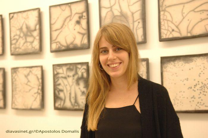 Εγκαινιάστηκε η έκθεση της Σοφίας Αρβανίτη στην CASK gallery (εικόνες)